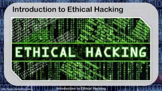 00 - Introduction to Ethical Hacking