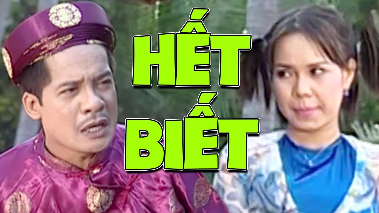 Cười Muốn Xỉu với Hài Xưa Thái Hoà Việt Hương Minh Nhí Hay Nhất - Hài Kịch Hết Biết