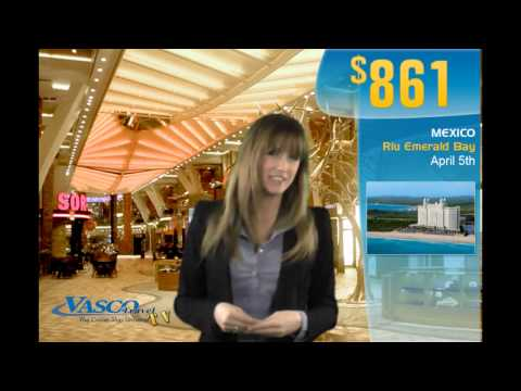 Vasco Travel Weekly Specials (March 29th 2010)