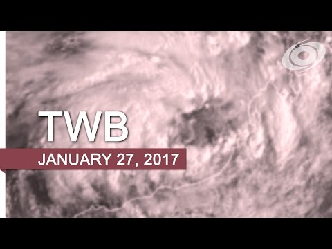 Tropical Weather Bulletin (January 27, 2017)