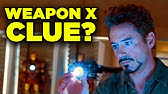 Iron Man Secret Project! X-Men COVER-UP? | Total Conspiracy