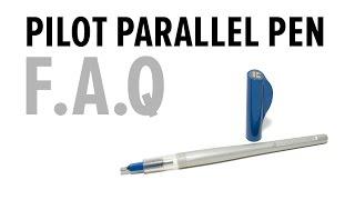 ����� ��� ����������� - Pilot Parallel Pen