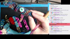 Chapstick holders and stethoscope sleeves  #crochet
