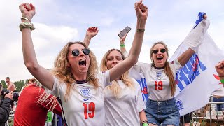 video: Expats to the rescue as 'Dad's Army' marches on Rome for England's crunch match