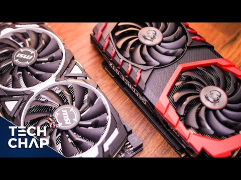 Best Graphics Card 2017 - 8 Best Gaming GPUs | The Tech Chap
