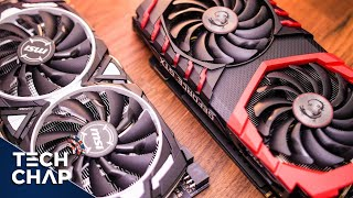 Graphics Card BUYING GUIDE 2017 - Which is Best? | The Tech Chap