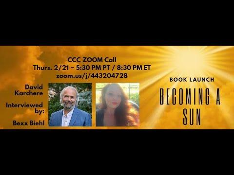 CCC ZOOM David Karchere & Bexx Biehl 2-21-19