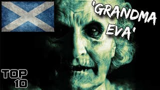 Top 10 Scary Scottish Urban Legends