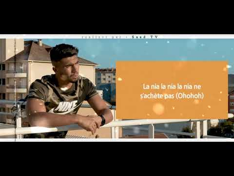 ANAS BENTURQUIA - Tète a tète - officiel lyrics video ( كلمات - مترجمة )