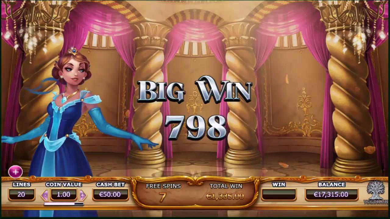 Beauty`s Beast Slot Machine