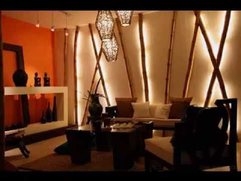 DIY Asian living room decorating ideas - YouTube