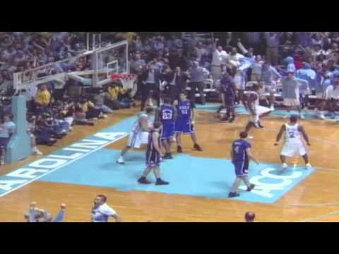 Carolina Basketball: Marvin Williams' Game-Winning Shot vs. Duke in '05