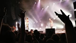 OneOkRock Concert in Vienna with #Anteros #EyeoftheStorm World Tour...