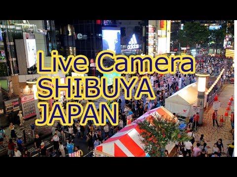 【LIVE CAMERA】渋谷109前スクランブル交差点ライブ映像 Shibuya scramble crossing