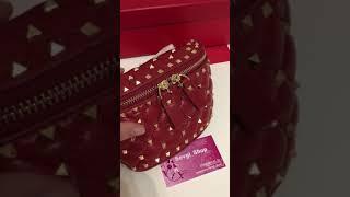 Valentino bags ❤️ my bag , Валентино???? брендовые сумки, коллекция сумок, что в моей сумке, обзор????????