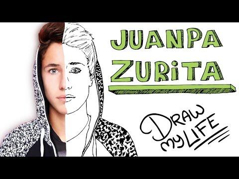 JUANPA ZURITA | Draw My Life