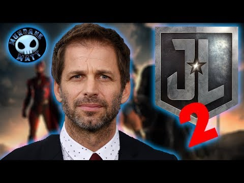 Why WB should bring Zack Snyder back for JUSTICE LEAGUE 2