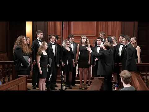 Mother of God, Here I stand - Christopher Wren Singers - April 2017