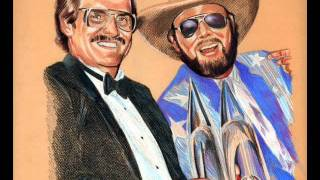 Merle Kilgore, Hank Williams Jr. and Johnny Cash ~ Mr. Garfield