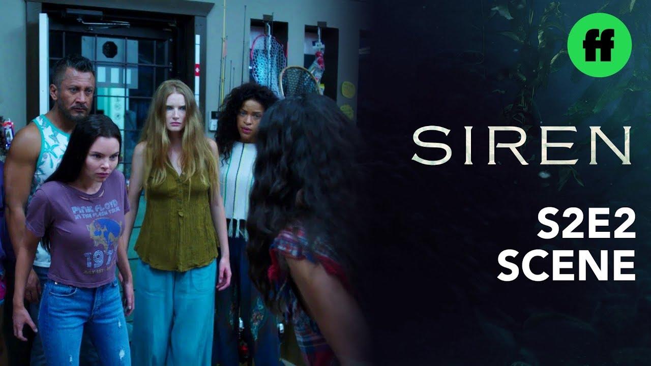 Download Siren Season 2, Episode 2 | Mermaids Go Shopping | Freeform