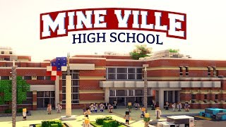 Mineville High School - Roleplay (Minecraft Marketplace)