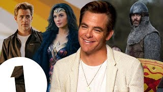 "Download ""I wasn't that surprised!"" Chris Pine on returning for Wonder Woman 2 & revealing all in Outlaw King Mp3 and Videos"