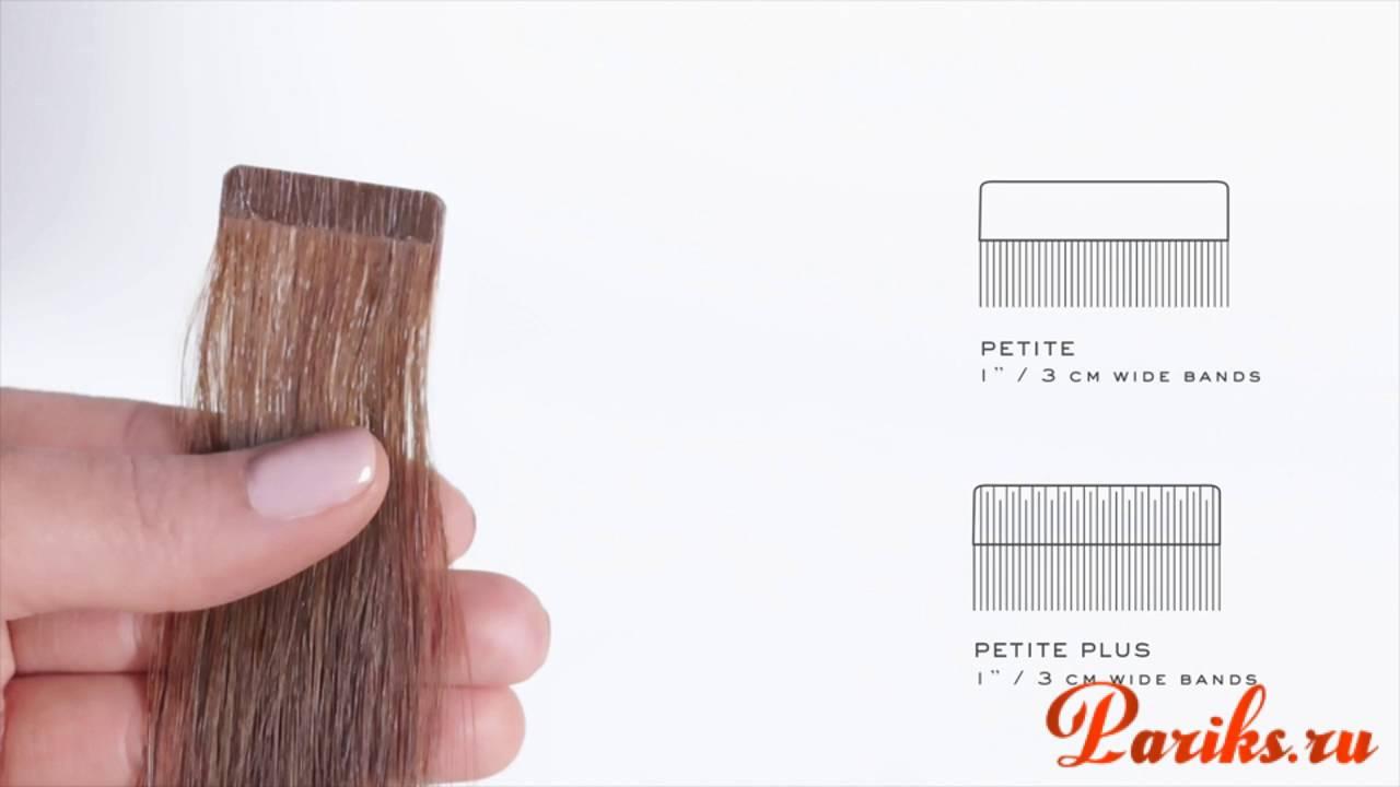 Ленты для наращивания волос интернет магазин