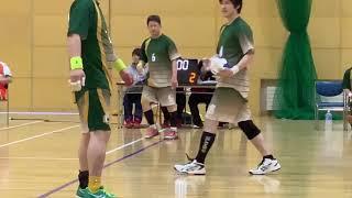 ハンドボール最高!20190421エルムクラブ vs G・G 札幌ハンドボールリーグ