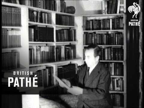 Personalities J.B. Priestley (1944)