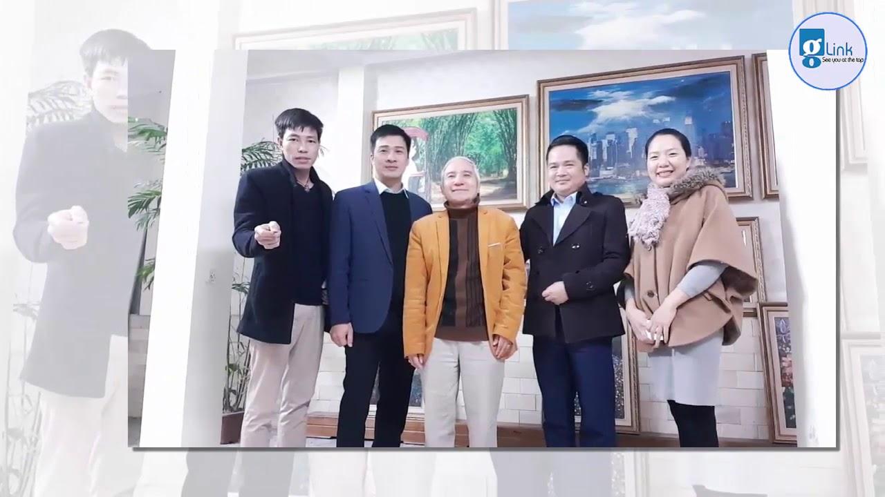 Triển lãm tranh Mr David Chinh Truong - glink Apps Vietnam