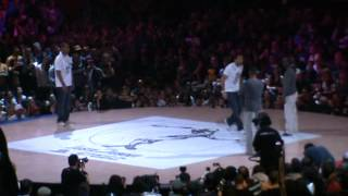 juste debout steez popping bruce ykanji vs franqey extra round