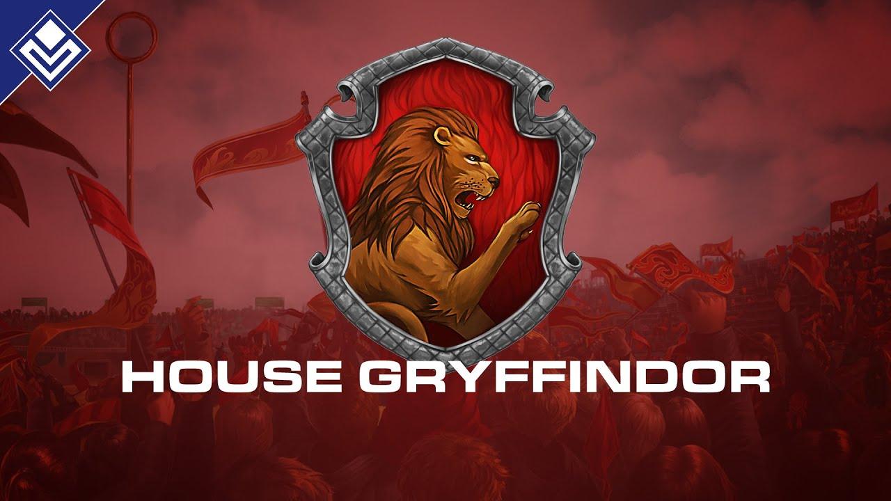 House Gryffindor Harry Potter Youtube