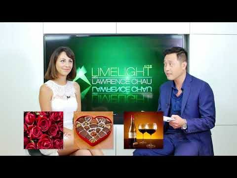 Lawrence Chau:  From Paris to Hollywood with Actress Rafaella Biscayn