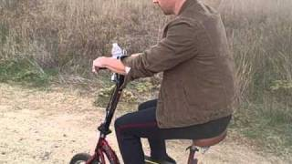 Zach Filkins on a Scooter | Behind the Scenes | One Republic