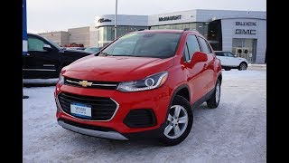 2017 Chevy Trax LT AWD (True North Edition!) Review