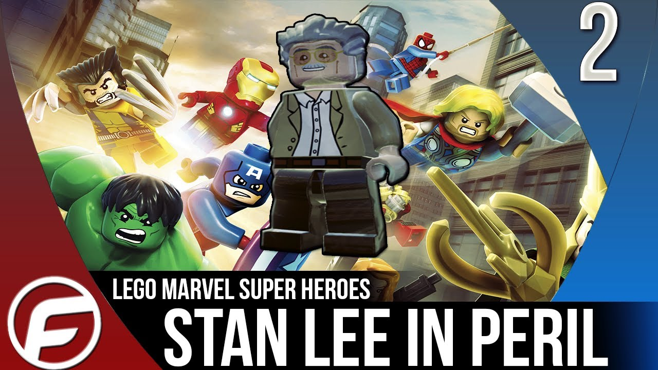 Lego Marvel Super Heroes All Stan Lee In Peril Locations Time Square Off Gameplay Let S Play Playthr Youtube