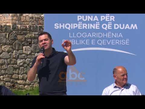 Dialogu me qytetaret, Ahmetaj dhe Balla ne Elbasan | ABC News Albania