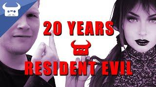 20 YEARS OF RESIDENT EVIL | Dan Bull feat. Jill Sandwich (aka Veela)