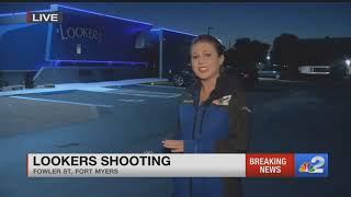 Shooting at Fort Myers strip club
