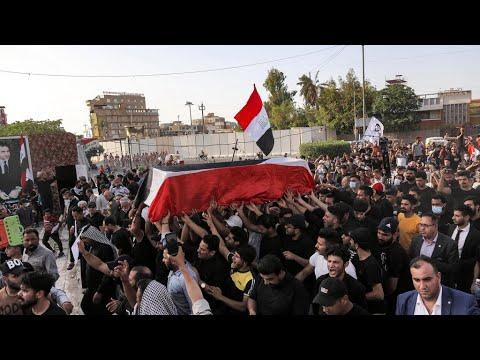 العراق: إصابة صحافي في محاولة اغتيال بكربلاء عقب مقتل ناشط سياسي بارز