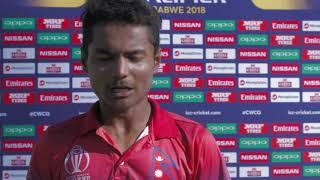 Hong Kong v Nepal Highlights | ICC World Cup Qualifier 2018