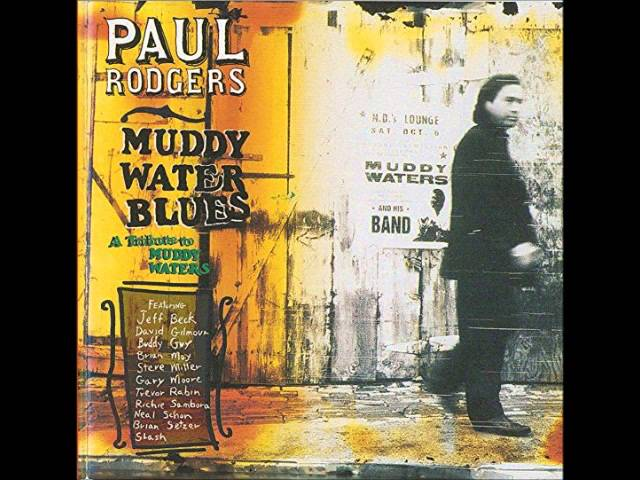 Paul Rodgers/Gary Moore - She Moves Me (A tribute to Muddy Waters)