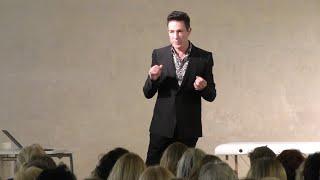 Dr. Eric Pearl presentation Prague 19.5.2016