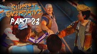 Sunset Overdrive Let