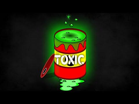 "(FREE) ""TOXIC"" Freestyle Hard Trap Beat Instrumental | Dark Rap Hip Hop Freestyle Beats"