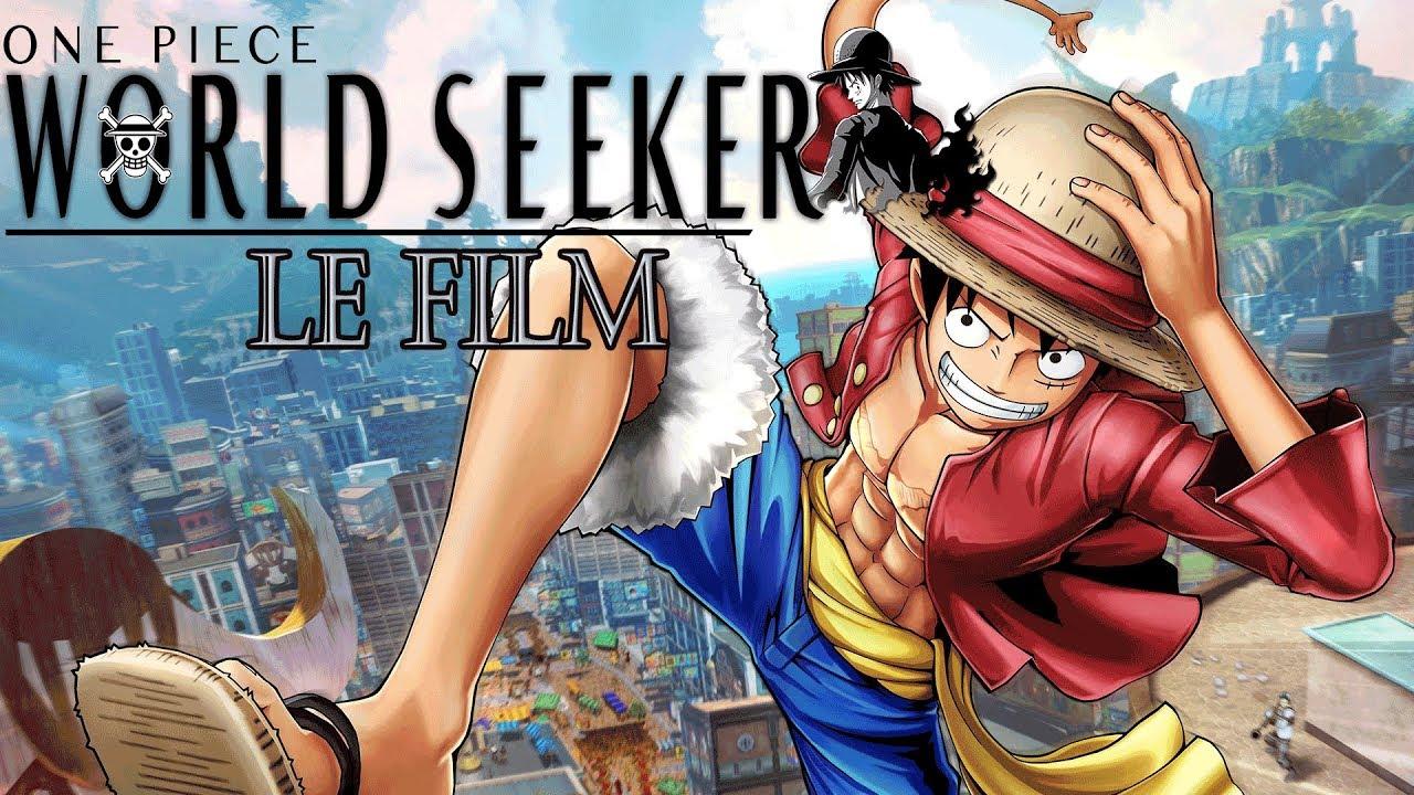 One Piece World Seeker - Le Film - HD- VOSTFR (Non commenté)