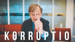 Suomi on korruptoitunut maa