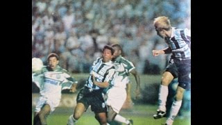 Grêmio 3x1 Palmeiras (28/11/1996) - Quartas de final Brasileiro 1996 (ida)