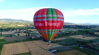 Hot Air Balloon Rides in Italy - Things to do Assisi, Umbria