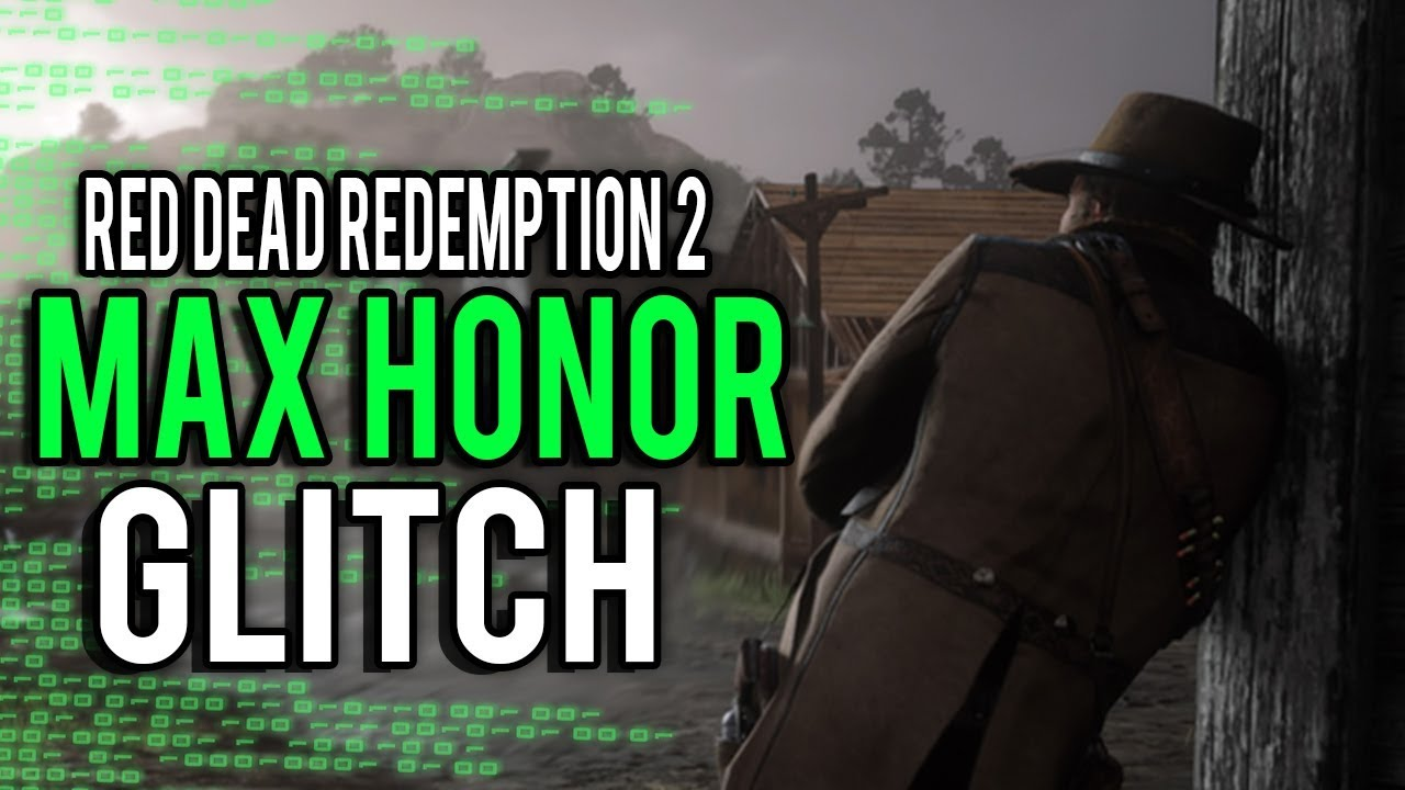 Red Dead Redemption 2 | FAST MAX HONOR RANK GLITCH! Secret Ending, Special  Clothes, & Store Discount